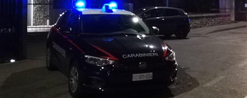 Inseguimento da film a Dalmine Arrestato 29enne dai carabinieri