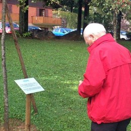 Selvino, rubata la targa alla memoria degli 800 bimbi ebrei salvati a Sciesopoli