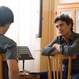 L'attore bergamasco Alessio Boni «Ai ragazzi bisogna dire no per crescere»
