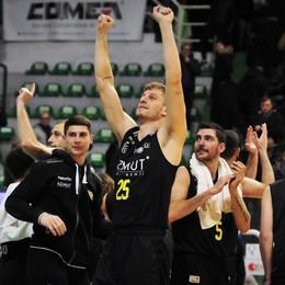 Bergamo campione d'inverno Trionfa il basket con 11 vittorie