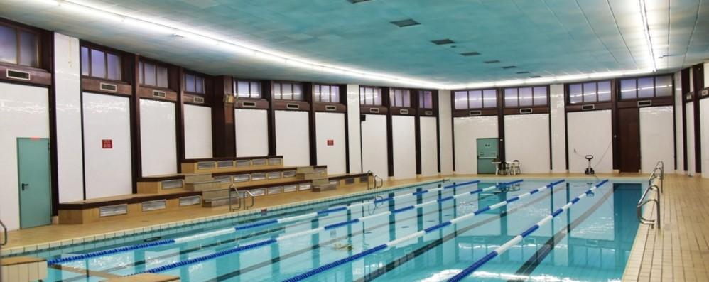 La piscina del Seminario riapre Si torna a nuotare e nuove attività