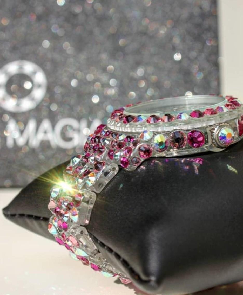 Un orologio Miss Magia