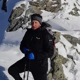 Scivola sul ghiaccio sul sentiero del Curò Muore papà di 2 bimbi: il dolore a Berzo