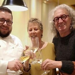 Marco Ceruti lascia l'Osteria Tre Gobbi Chef Carminati prende il testimone