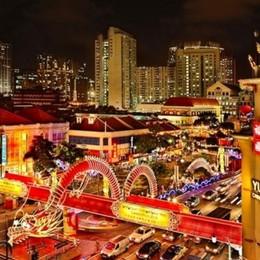 Singapore festeggia il Capodanno cinese