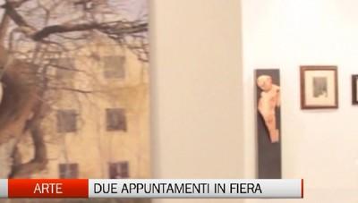 Arte - La Fiera si trasforma in un museo