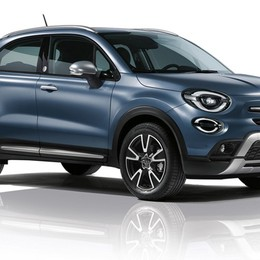 Fiat 500X Cross in versione Mirror