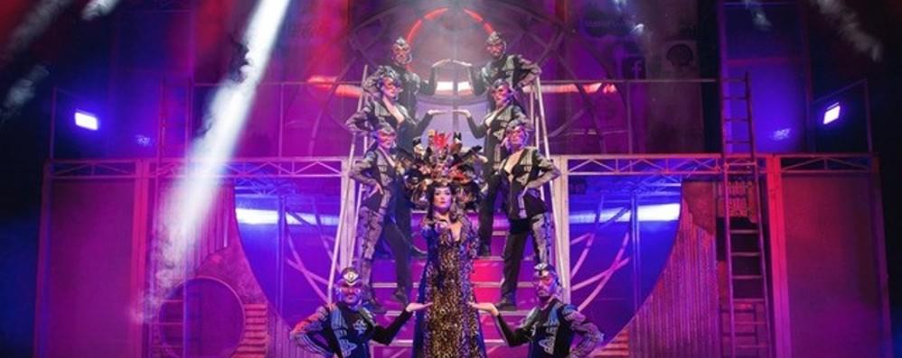 I Queen anche in un musical Al Creberg Teatro show il 18 gennaio