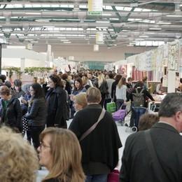 Creattiva torna alla Fiera di Bergamo Fino al domenica la festa delle arti manuali