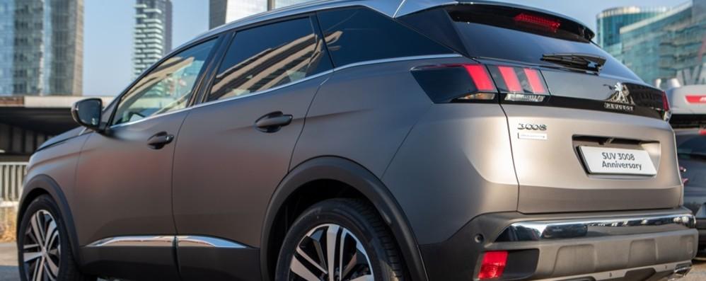 Peugeot 3008, pronta la versione Anniversary