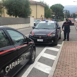 Rapina agli uffici postali di Gorlago Con l'elicottero la ricerca dei due banditi