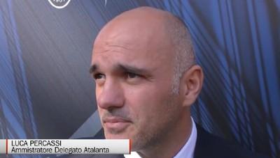Atalanta, intervista a Luca Percassi