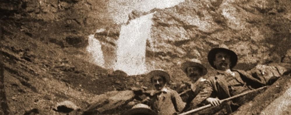 Auguri alle cascate del Serio Compiono 50 anni -Foto