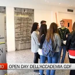 Bergamo, open day dell'Accademia della Guardia di Finanza