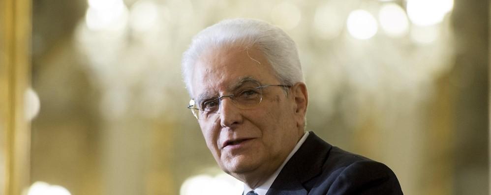 Il Presidente Mattarella torna in città Il 24 ottobre a BergamoScienza e Molte Fedi