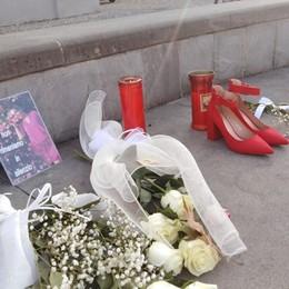 Lutto cittadino per i funerali di Zina «Non rimaniamo in silenzio»