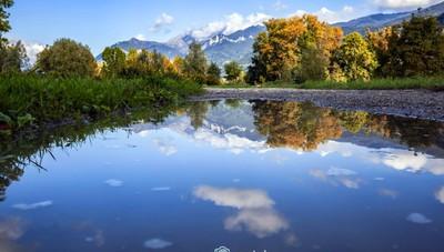 «Riflessi d'autunno...»