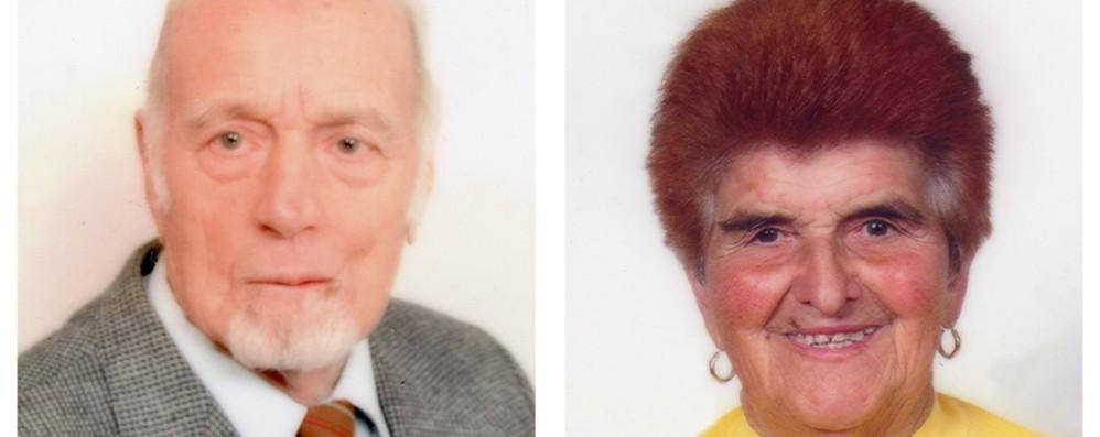 Sposati da sessant'anni  Insieme fino all'ultimo