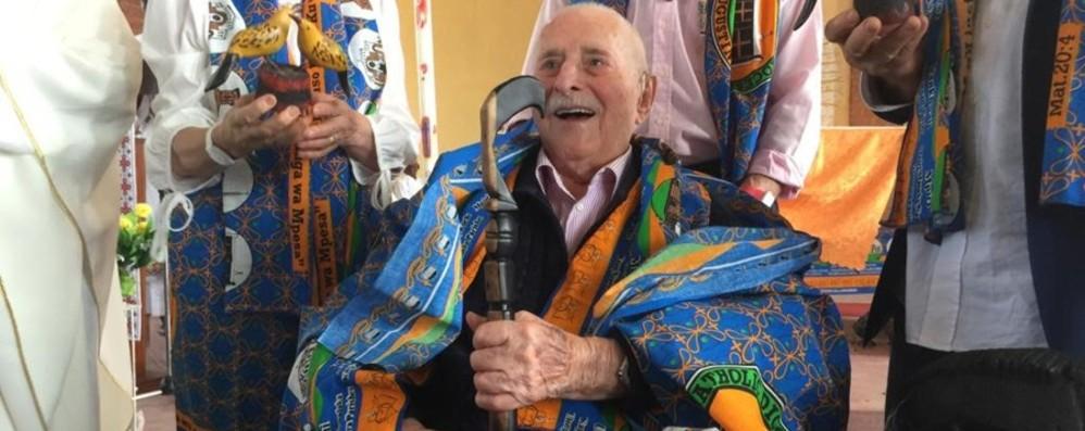 Addio all'imprenditore Facchinetti Gorlago e il Malawi insieme nel ricordo
