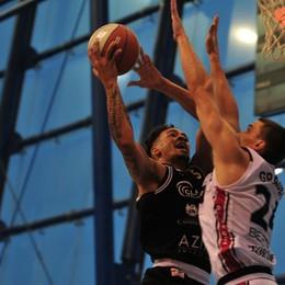 Basket, c'è la Roma dell'ex Fattori Bergamo anticipa sabato al PalaAgnelli