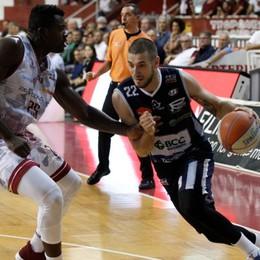 Basket, Treviglio show a Torino Pacher, canestro decisivo a 4'' dalla fine