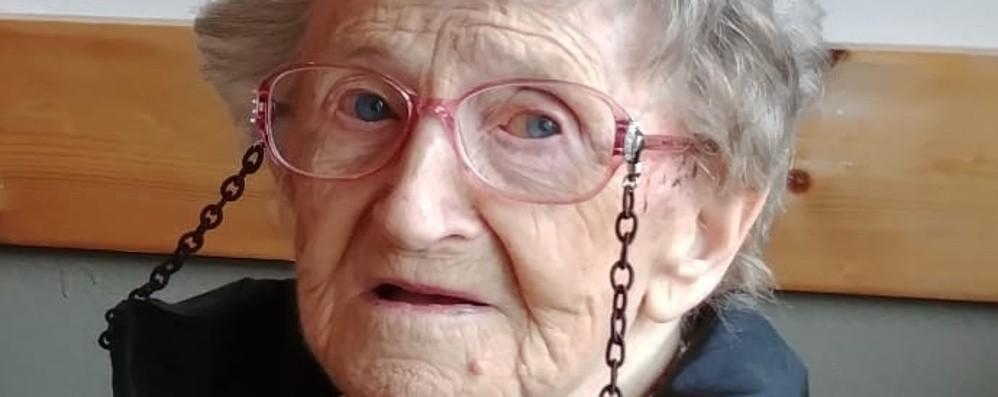 Bergamo, festeggiamenti da record  Ben 106 candeline per nonna Sara