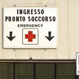 Bergamo, spavento per una 17enne Investita in via Corridoni, portata in ospedale