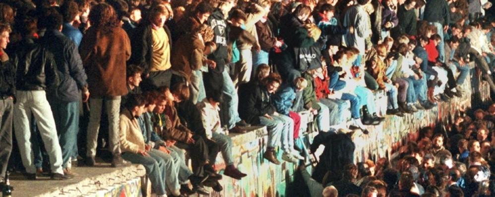 Berlino, il muro e la democrazia