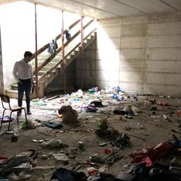 Capriate, irruzione all'ex hotel Cabina Operazione di contrasto allo spaccio