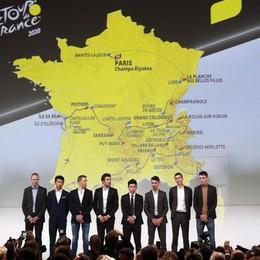Ciclismo, svelato il Tour de France Più salite, meno crono e l'omaggio a Gimondi