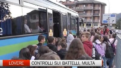 Controlli dei carabinieri sui battelli, multa da 3mila euro