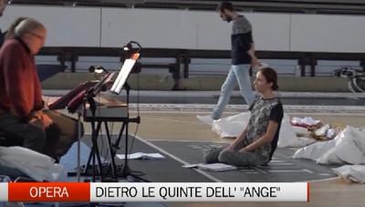 Donizetti - Dietro le quinte dell' Ange de Nisida