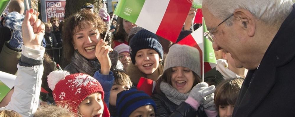 Il presidente Mattarella torna a Bergamo Con i giovani per celebrare la ricerca