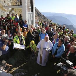 In Presolana la Madonna dei Piccoli Il vescovo: dai bimbi un segno che ci guida