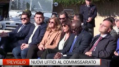 Inaugurati i nuovi uffici del Commissariato di polizia di Treviglio