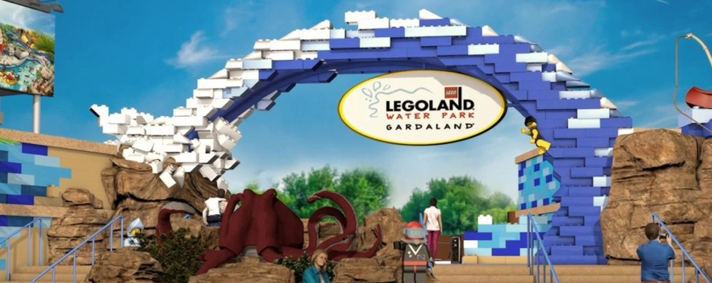 Legoland Water Park a Gardaland nel  2020
