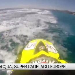 Moto d'acqua, super Cadei agli Europei in Portogallo
