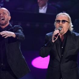 Raf e Umberto Tozzi di nuovo insieme A Bergamo in concerto il 31 marzo