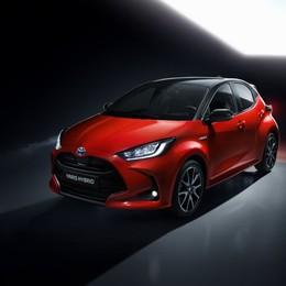 Toyota Yaris Quarta generazione
