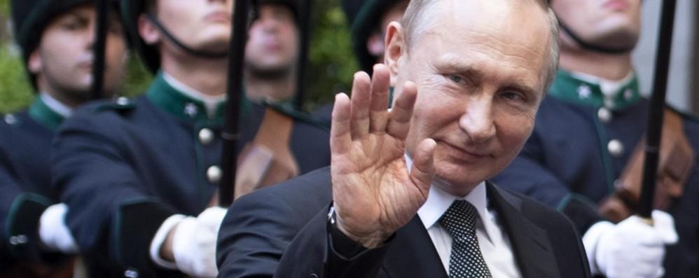 Turchia-Siria, la Russia  si prende la scena
