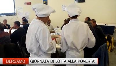 Un pranzo insieme, primo paso per sconfiggere la povertà