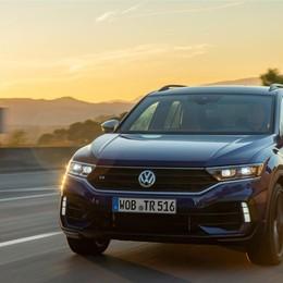 Volkswagen T-Roc R Prestazioni da sportiva