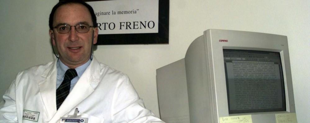 Bergamo piange Paolo Ravelli «Un gigante della medicina»
