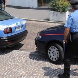 Bottigliata in testa a un passante Bergamo, arrestato un giovane