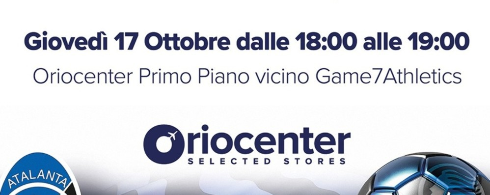 Gian Piero Gasperini incontra i tifosi Appuntamento giovedì a Oriocenter