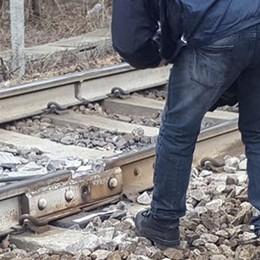 Giunto rotto sui binari Cremona-Treviglio La stessa della tragedia di Pioltello