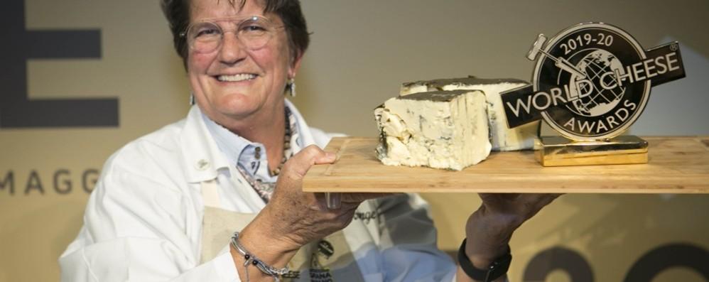 Il re dei formaggi è made in Usa La vittoria con qualche polemica