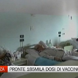 Infulenza: arriva la campagna. Pronti 185 mila vaccini (il 16% in più dell'anno scorso)