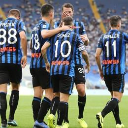 Lazio-Atalanta 3-3 - Nerazzurri «bipolari»  Prima incantano, poi si fanno riprendere