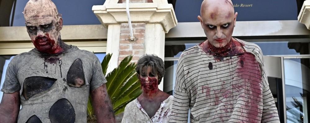 Lido invaso dagli zombi made in Bergamo Al Festival è il giorno di «Fulci for Fake»